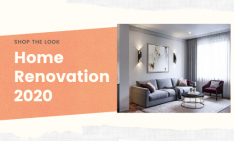 Shop The Look_ Home Renovation 2020 shop the look Shop The Look: Home Renovation 2020 Shop The Look  Home Renovation 2020 234x141