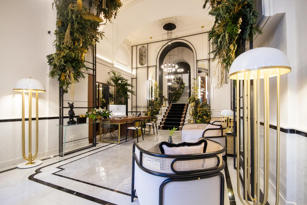 Hotel Palacio Vallier: A Mid Century Design Hotel To Keep In Mind mid century design hotel Hotel Palacio Vallier: A Mid Century Design Hotel To Keep In Mind Hotel Palacio Vallier A Mid Century Designed Hotel To Keep In Mind 5