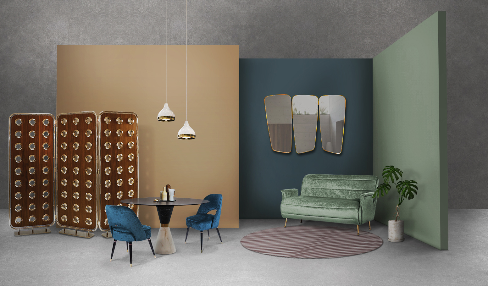 Maison et Objet 2020: A Travel in Time That You Can't Miss! maison et objet Maison et Objet 2020: A Travel in Time That You Can't Miss! Hanna pendant51fa07c1f2447ca1292978a2fd96311b 1