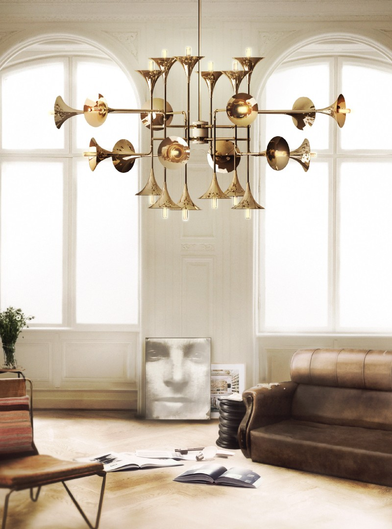 Give An Amazing Mid Century Modern Look To Your Living Room!