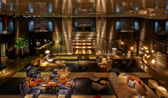 Be Inspired By The Best Hotel Interior Design Ideas In The USA