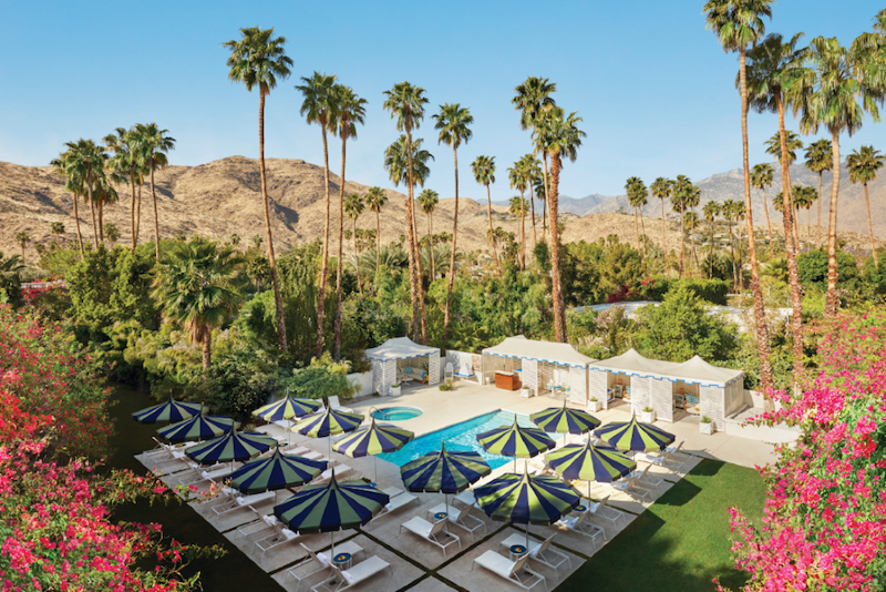 Be Inspired By The Best Hotel Interior Design Ideas In The USA best hotel interior design Be Inspired By The Best Hotel Interior Design Ideas In The USA Parker Palm Springs