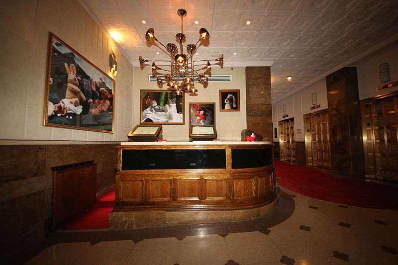 Be Inspired By The Best Hotel Interior Design Ideas In The USA best hotel interior design Be Inspired By The Best Hotel Interior Design Ideas In The USA Virgin Hotels Chicago