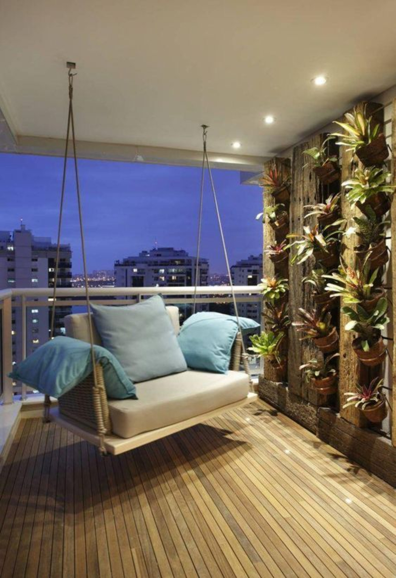Outdoor Decor Ideas To Improve Your Balcony For Summer Time! outdoor decor Outdoor Decor Ideas To Improve Your Balcony For Summer Time! Outdoor Decor Ideas See Here How To Improve Your Balcony For The Spring Summer Time 1