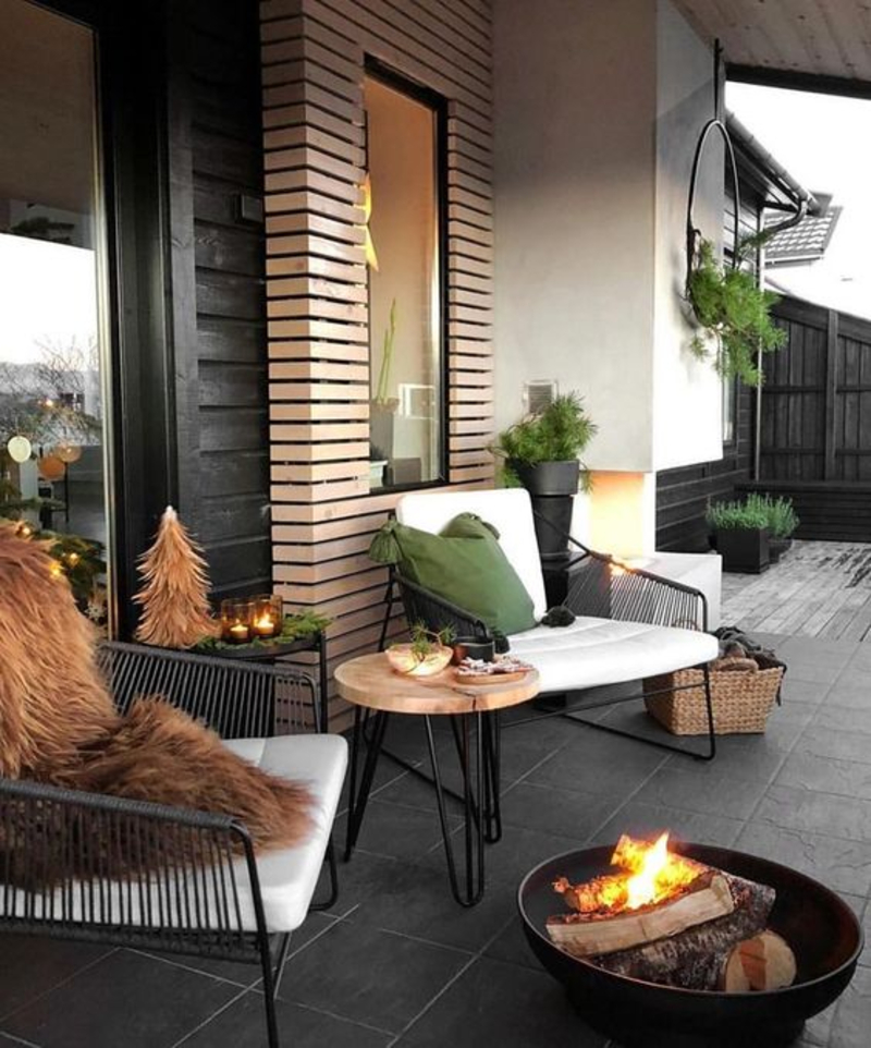 Outdoor Decor Ideas To Improve Your Balcony For Summer Time! outdoor decor Outdoor Decor Ideas To Improve Your Balcony For Summer Time! Outdoor Decor Ideas See Here How To Improve Your Balcony For The Spring Summer Time 3