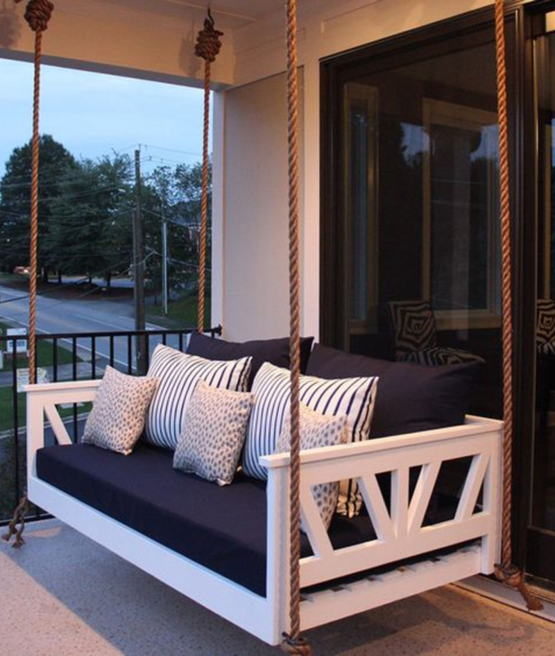 Outdoor Decor Ideas To Improve Your Balcony For Summer Time! outdoor decor Outdoor Decor Ideas To Improve Your Balcony For Summer Time! Outdoor Decor Ideas See Here How To Improve Your Balcony For The Spring Summer Time 4