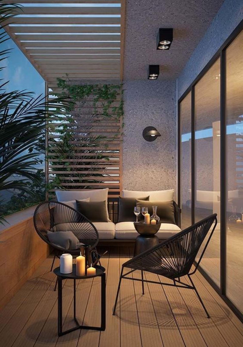 Outdoor Decor Ideas To Improve Your Balcony For Summer Time! outdoor decor Outdoor Decor Ideas To Improve Your Balcony For Summer Time! Outdoor Decor Ideas See Here How To Improve Your Balcony For The Spring Summer Time