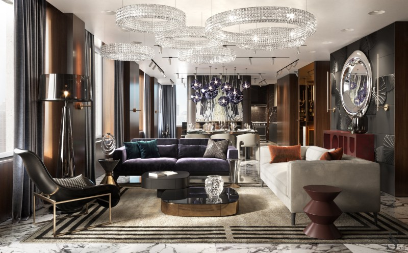 The Best Luxury Interior Designs to Get Inspired