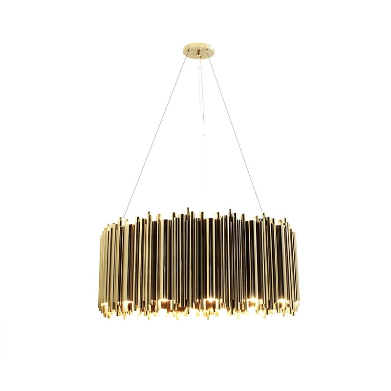BRUBECK ROUND SUSPENSION brubeck suspension lighting