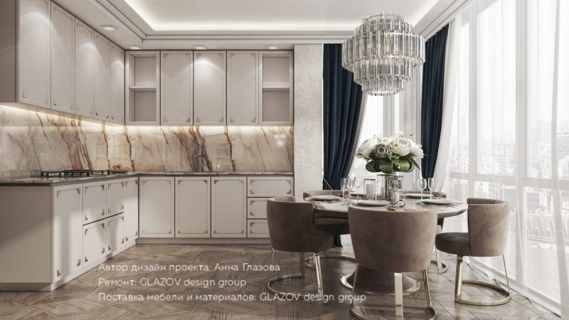 Glazov Design Group's Unique Approach To Interior Designs