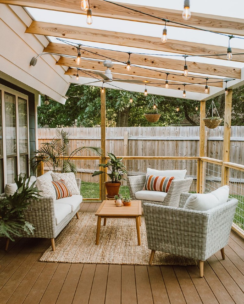 These Are The Porch Design Essentials You Need For Your Space This Summer! porch design These Are The Porch Design Essentials You Need For Your Space This Summer! These Are The Porch Design Essentials You Need For Your Space This Summer 5