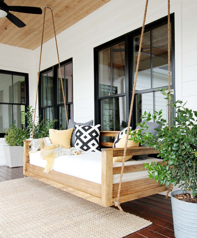 These Are The Porch Design Essentials You Need For Your Space This Summer! porch design These Are The Porch Design Essentials You Need For Your Space This Summer! These Are The Porch Design Essentials You Need For Your Space This Summer