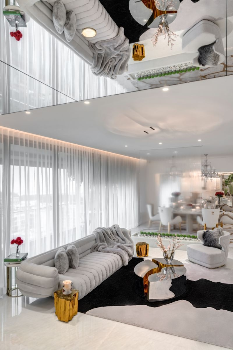 Take A Look At This White and Gold Trendsetting Home Design and Be Inspired trendsetting home design Take A Look At This White and Gold Trendsetting Home Design and Be Inspired Take A Look At This White and Gold Trendsetting Home Design and Be Inspired 1