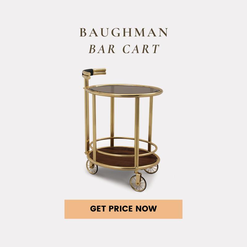 halloween decor ideas 10 Stylish And Modern Halloween Decor Ideas For Your Home baughman bar cart get price