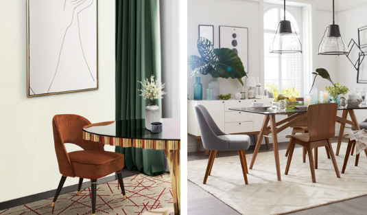 dining room inspiration Dining Room Inspiration: 3 Secrets To Choosing The Right Chair Dining Room Inspiration  3 Secrets To Choosing The Right Chair