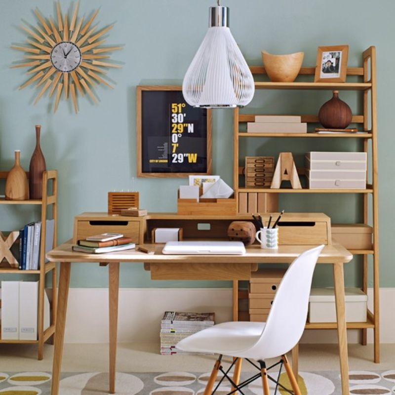 How To Create A Mid-Century Modern Home Office_1 mid-century modern home office How To Create A Mid-Century Modern Home Office How To Create A Mid Century Modern Home Office 1