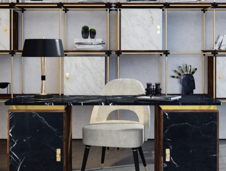 The 12 Luxury Desks That You'll Love In Your Home Office luxury desks The 12 Luxury Desks That You'll Love In Your Home Office The 12 Luxury Desks That Youll Love In Your Home Office