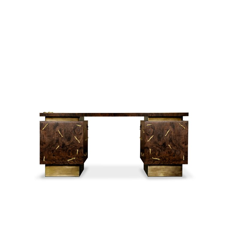 The 12 Luxury Desks That You'll Love In Your Home Office_12 luxury desks The 12 Luxury Desks That You'll Love In Your Home Office The 12 Luxury Desks That Youll Love In Your Home Office 12