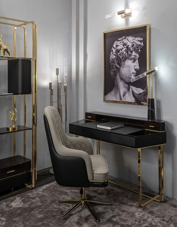 The 12 Luxury Desks That You'll Love In Your Home Office_3 luxury desks The 12 Luxury Desks That You'll Love In Your Home Office The 12 Luxury Desks That Youll Love In Your Home Office 3