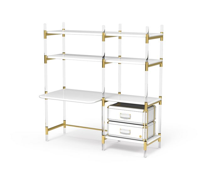 These Luxury Bookcases Will Be Your New Favorite Home Accessories_10
