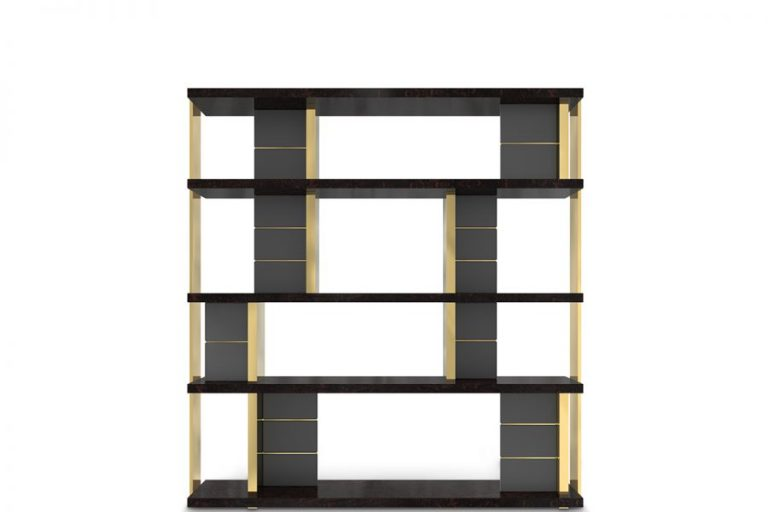 These Luxury Bookcases Will Be Your New Favorite Home Accessories_12
