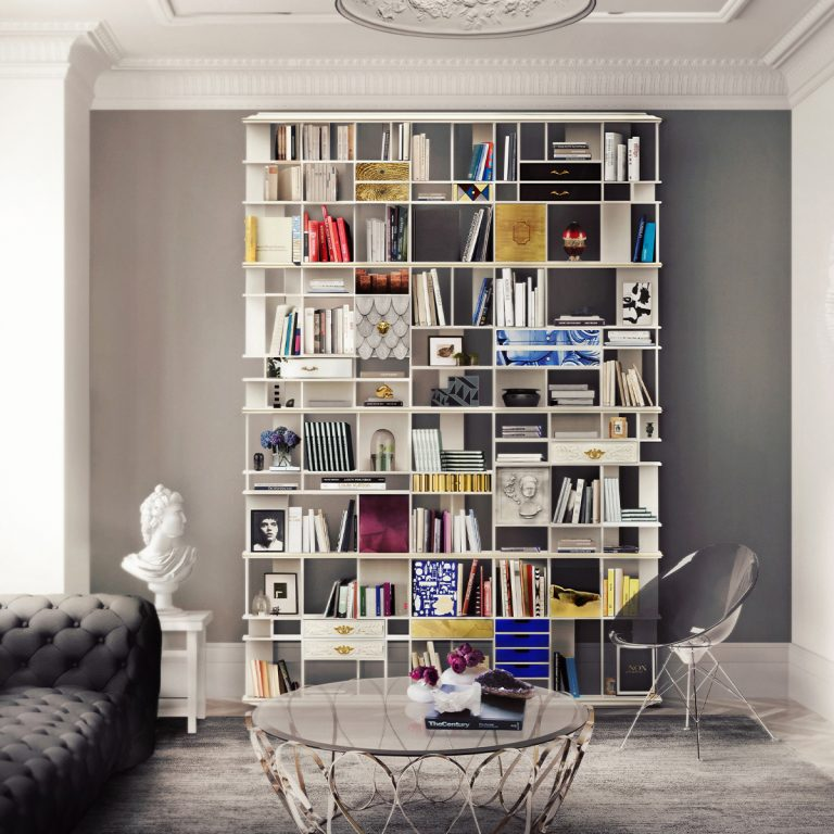 These Luxury Bookcases Will Be Your New Favorite Home Accessories_4
