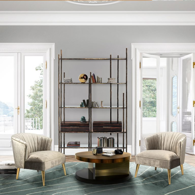 These Luxury Bookcases Will Be Your New Favorite Home Accessories_8