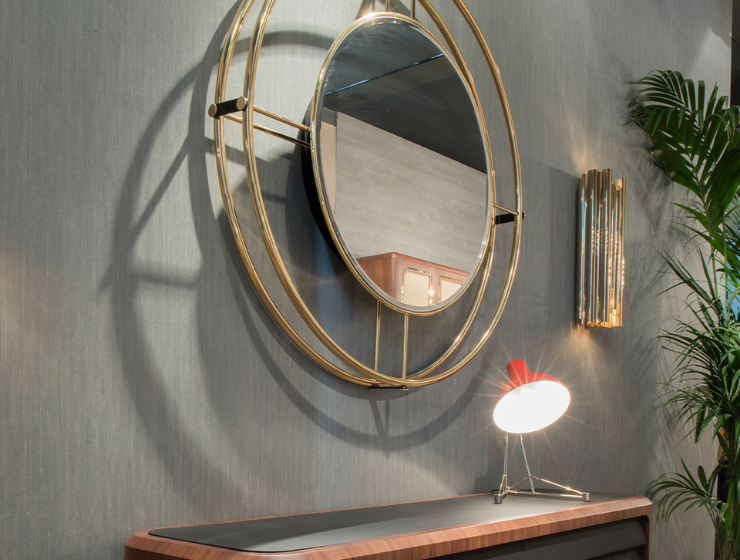Top 20 Luxury Mirrors That Will Enhance Your Home