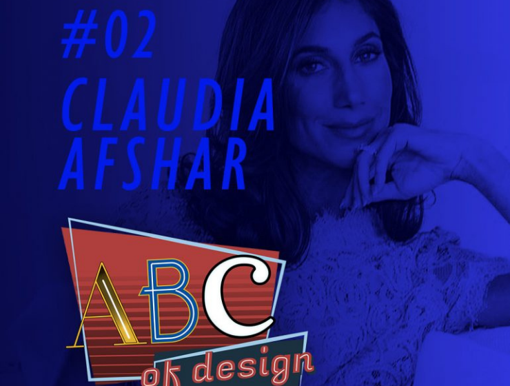 The Second Episode of Your Favorite Design Podcast is Already Available! Discover All The Details About Claudia Afshar's ABCs! (1) design podcast The Second Episode of Your Favorite Design Podcast is Already Available! Discover All The Details About Claudia Afshar's ABCs! The Second Episode of Your Favorite Design Podcast is Already Available Discover All The Details About Claudia Afshars ABCs 1