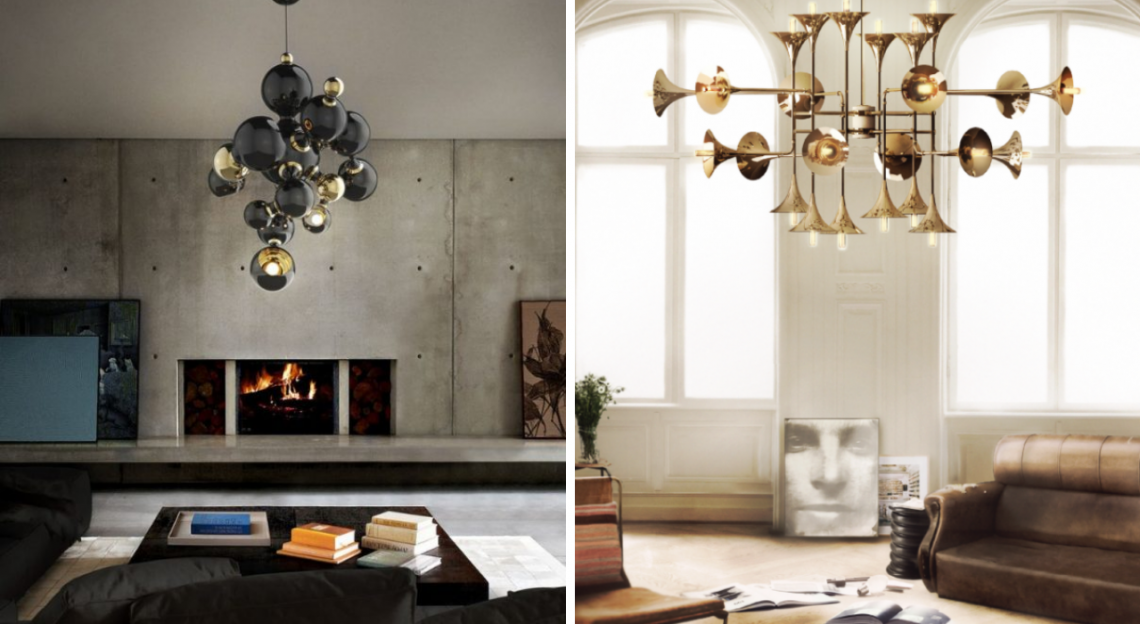 Check Out The Best Modern Chandeliers You'll Ever Find For Your Living Room! modern chandeliers Check Out The Best Modern Chandeliers You'll Ever Find For Your Living Room! INSPIRATIONS Check Out The Best Modern Chandeliers Youll Ever Find For Your Living Room 1140x624