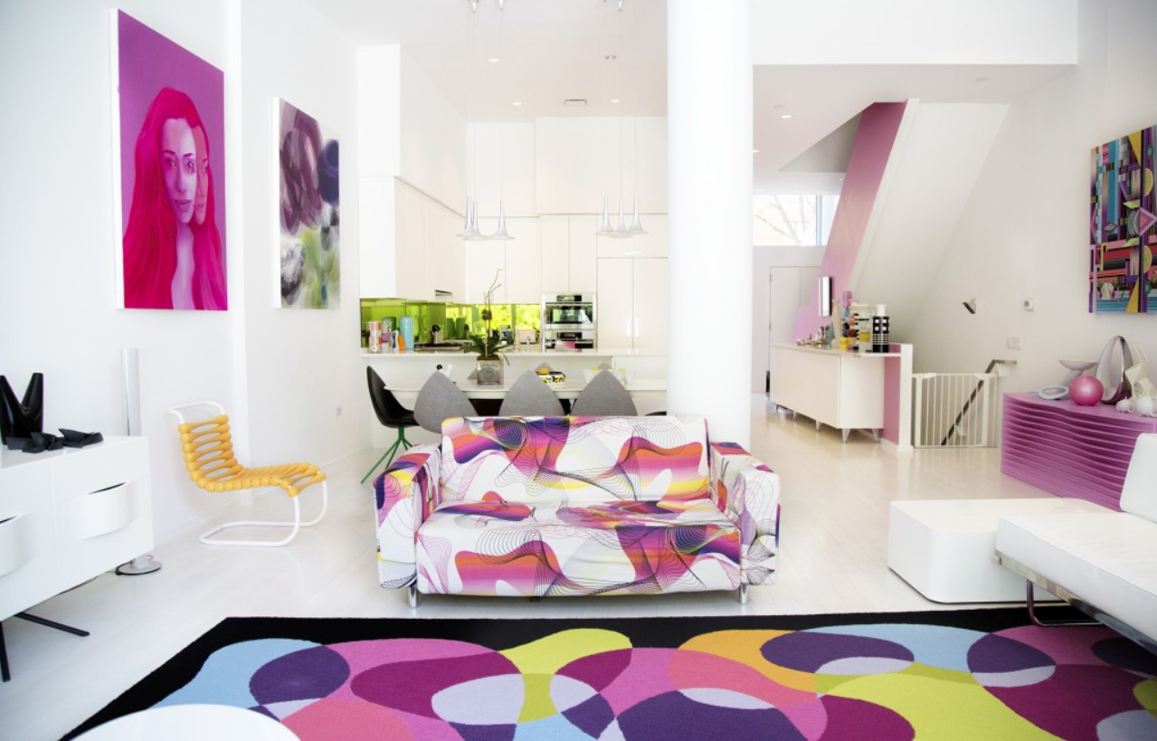 Karim Rashid See Inside the Polished Residential Projects That Left Our Editors Speechless karim rashid Karim Rashid: See Inside the Polished Residential Projects That Left Our Editors Speechless INSPIRATIONS Karim Rashid See Inside the Polished Residential Projects That Left Our Editors Speechless