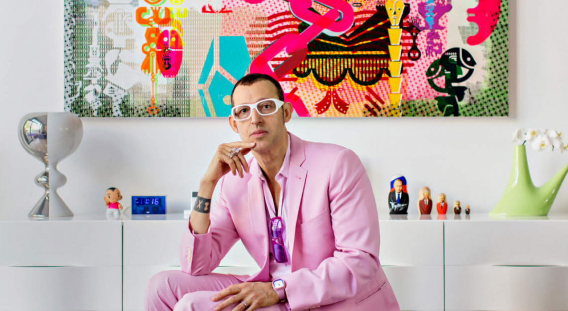 Steal The Look Of Karim Rashid's Stunning Product Design Collection karim rashid Steal The Look Of Karim Rashid's Stunning Product Design Collection INSPIRATIONS Steal The Look Of Karim Rashids Stunning Product Design Collection 1140x624