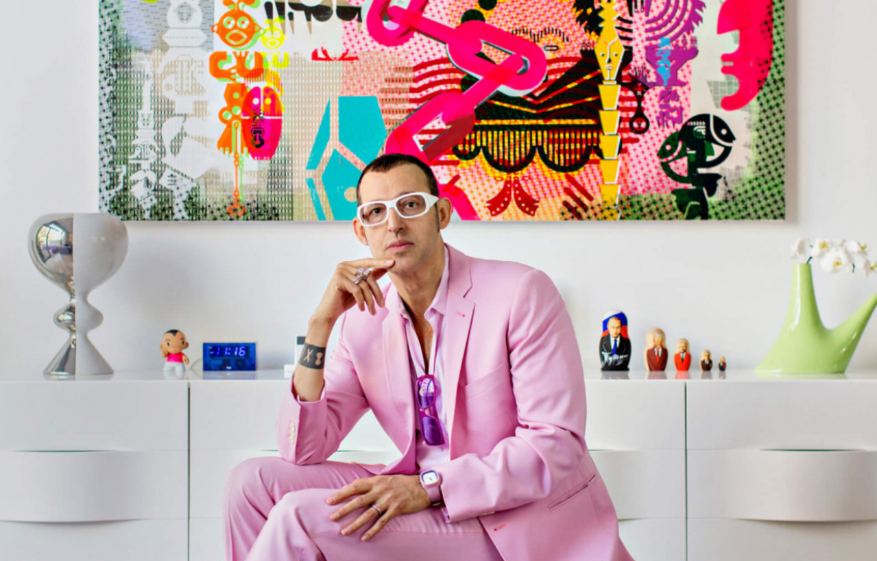Steal The Look Of Karim Rashid's Stunning Product Design Collection