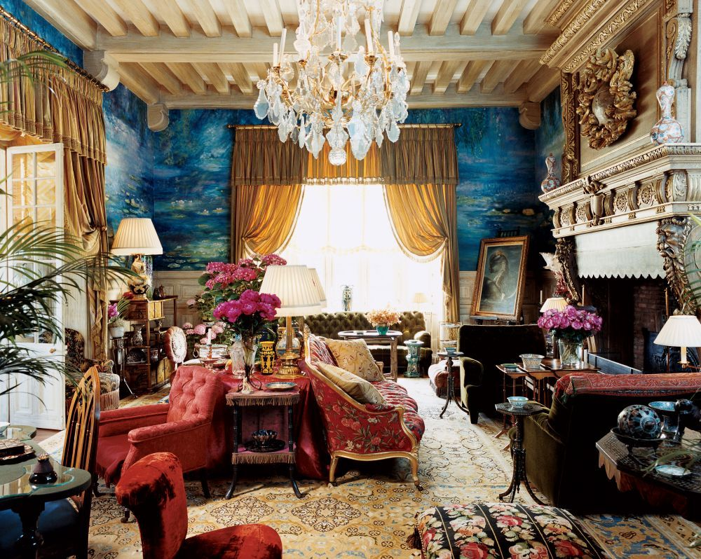 Jacques Grange The Best Design Projects By This Top Interior Designer_3