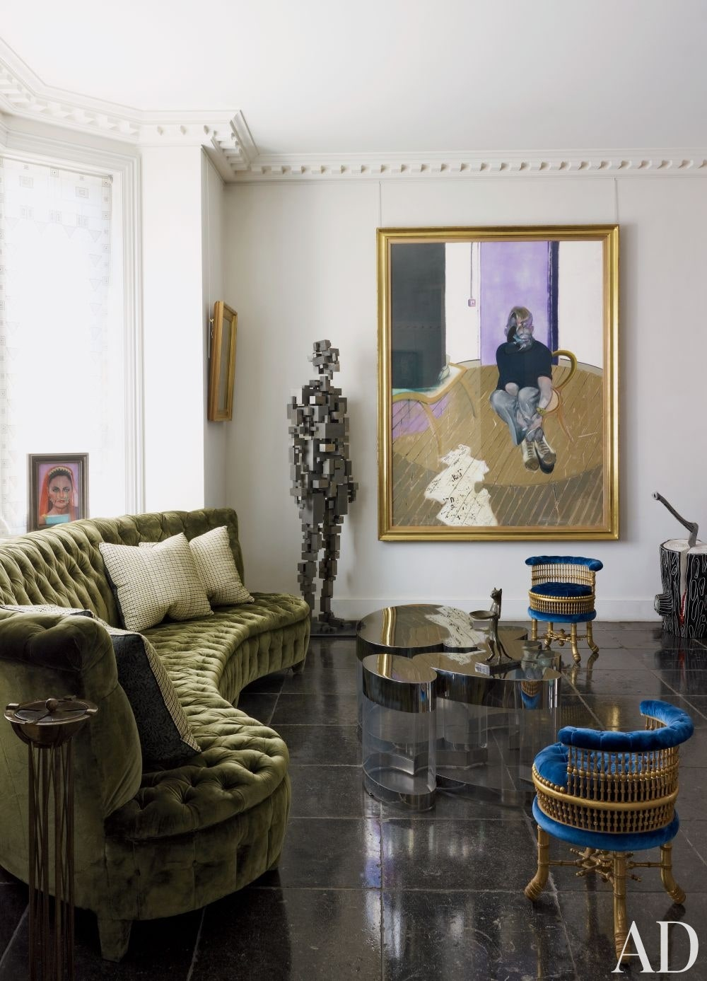 Jacques Grange The Best Design Projects By This Top Interior Designer_7