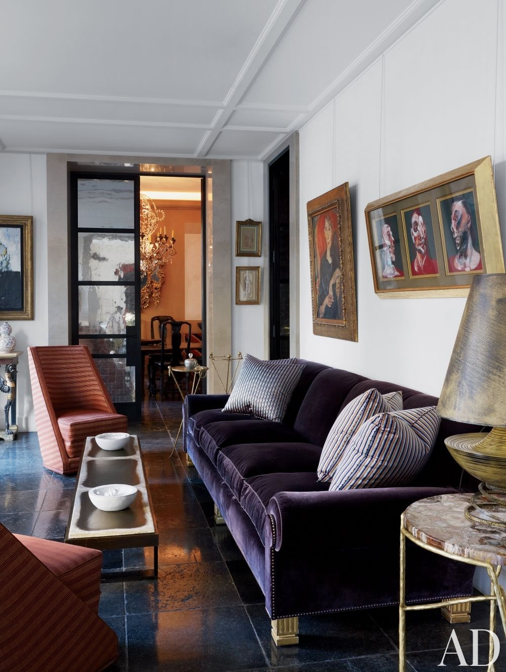 Jacques Grange The Best Design Projects By This Top Interior Designer_9