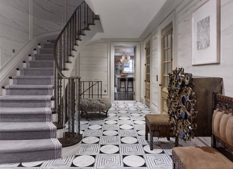 An Upper East Side Interior Design Project with A Mix of Old and New_1 interior design project An Upper East Side Interior Design Project with A Mix of Old and New An Upper East Side Interior Design Project with A Mix of Old and New 1