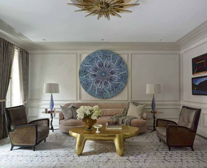 An Upper East Side Interior Design Project with A Mix of Old and New_2 interior design project An Upper East Side Interior Design Project with A Mix of Old and New An Upper East Side Interior Design Project with A Mix of Old and New 2