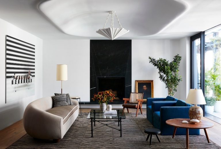 Two Iconic Interior Design Projects by Neal Beckstedt Studio in NYC_1