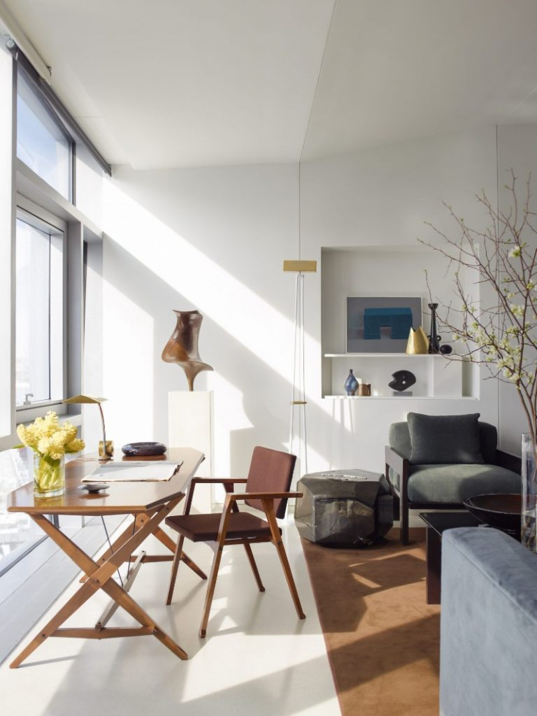 Two Iconic Interior Design Projects by Neal Beckstedt Studio in NYC_10