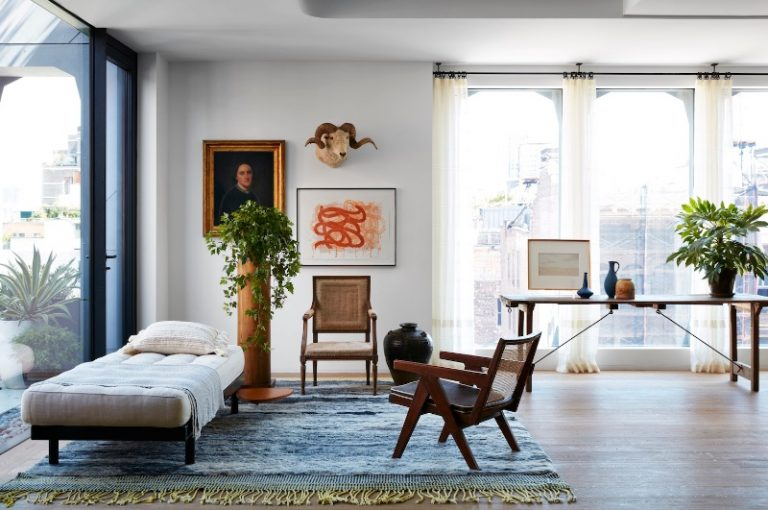 Two Iconic Interior Design Projects by Neal Beckstedt Studio in NYC_2