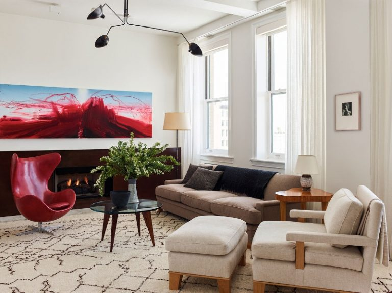 Two Iconic Interior Design Projects by Neal Beckstedt Studio in NYC_3