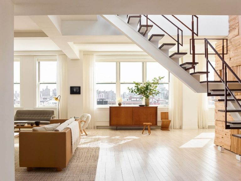 Two Iconic Interior Design Projects by Neal Beckstedt Studio in NYC_6