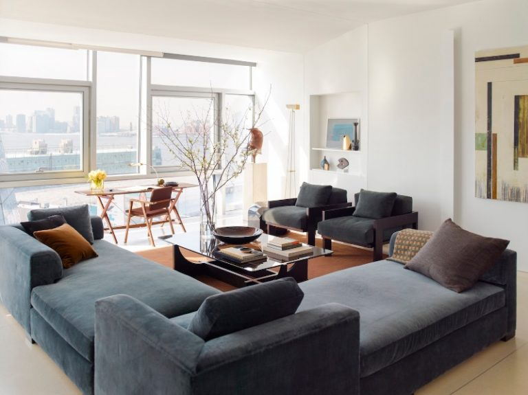 Two Iconic Interior Design Projects by Neal Beckstedt Studio in NYC_9