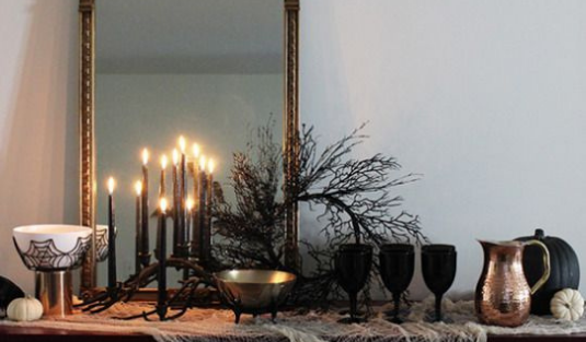 6 Halloween Decor Elements That Will Bring Elegance Into Your Home_feat